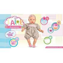 Boneca Claire Acessórios - Roma Brinquedos - Roma Briquedos