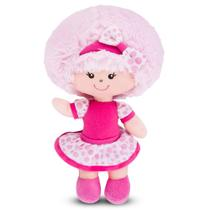 Boneca Clara de Pelúcia 42 cm - Ctx