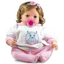 Boneca Coleção Doll Realist Yasmin Sid-Nyl 1172 -