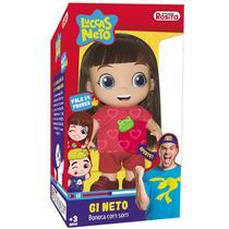 Boneca com Frases 27 Cm Giovanna Neto - Rosita -
