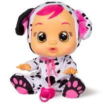 Boneca cry babies dotty chora com som e lagrima de verdade - Multikids Baby