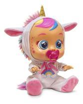 Boneca Cry Babies Dreamy Com Chupeta Multikids Br1029 -