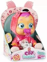Boneca Cry Babies Flamy - Multikids