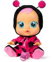 Boneca cry babies lady chora com som e lagrima de verdade - Multikids Baby
