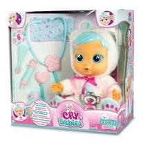Boneca Cry Baby Kristal Multikids Br1087 Cry Babies Crybaby - Multikids Baby