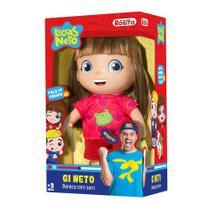 Boneca da Gi do Luccas Neto Com Som Rosita -