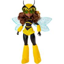 Boneca DC Super Hero Girls Bumblebee  Mattel -