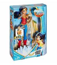 Boneca Dc Super Hero Girls - Super-heroína Wonder Woman - Mattel