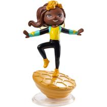 Boneca DC Super Hero Girls Vinil Bumble Bee - Mattel