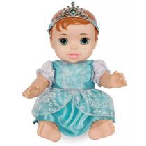 Boneca de Vinil Baby Ariel Mimo 6436 - Princesas