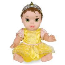 Boneca de Vinil Baby Bela Mimo 6437 - Princesas