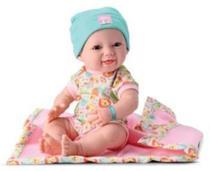 Boneca Diver New Born Maternidade Diver Toys - Divertoys