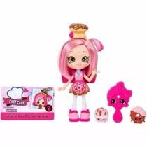Boneca Donatina Shopkins Shoppies Chef Club - DTC -