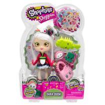 Boneca Dtc Shopkins Shoppies Sara Sushi - 3735 -