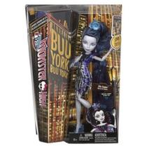 Boneca Elle Eedee Monster High Boo York - Mattel