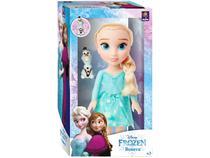 Boneca Frozen II Disney Elsa Passeio com Olaf - com Acessórios Mimo Toys