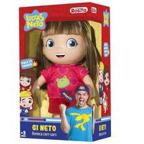 Boneca GI Neto com Som Rosita 1073 -