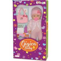 Boneca Gigica Baby - Miketa