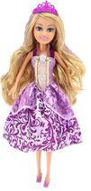 Boneca ISABELLA Funville Sparkle Girlz Super Brilhante Princesa com acessórios DTC 4216 -