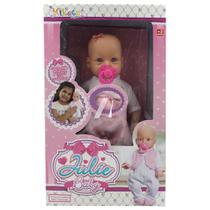 Boneca Julie Baby - Miketa