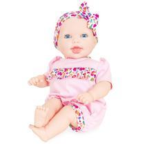 Boneca Life Baby Papinha Cotiplás 2218 - Cotiplas