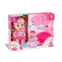Boneca little dolls come come -