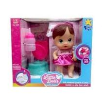 Boneca little dolls faz  - 8.002 - Diver Toys
