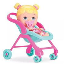 Boneca Little DOLLS Passeio Divertoys 8027