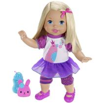 Boneca Little Mommy - Fala Comigo - Mattel - Fisher price
