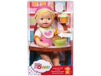 Boneca Little Mommy - Momentos do Bebê - Hora da Comida