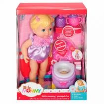Boneca Little Mommy Peniquinho, Mattel