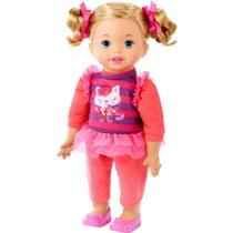 Boneca Little Mommy Primeira Aula MÚsica - Mattel - Fisher price