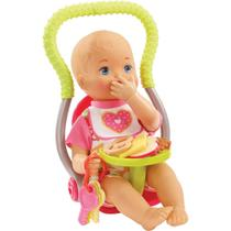 Boneca Little MOMMY Primeiro Lanchinh - Mattel