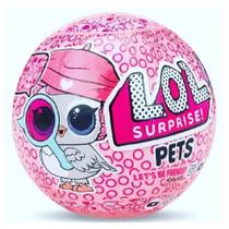 Boneca LOL 7 Surprise Serie EYE SPY PETS Candide 8905