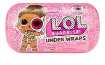 Boneca lol capsula under wrap doll surprise 8911 -