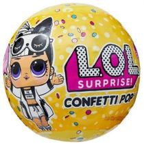 Boneca Lol Confetti Pop 9 Surpresas Original, Candide