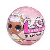 Boneca Lol Glam Glitter Original Brasil - Candide