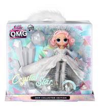 Boneca Lol Omg Crystal Star Edição De Colecionador Candide -