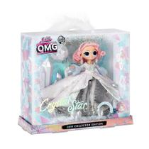 Boneca Lol Omg Crystal Star Winter Disco Candide -