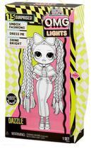 Boneca Lol Omg Lights Dazzle Surprise Candide -