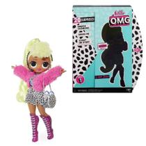 Boneca LOL OMG - LOL Surprise - Lady Diva - Candide -
