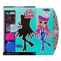 Boneca LOL OMG - Outrageous Millennial Girls - Roller Chick - Candide -