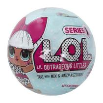 Boneca Lol - Série 1 - 7 Surpresas - Candide