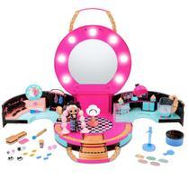 Boneca LOL Surprise - Beauty Hair Salon - 50 Surpresas - Candide -