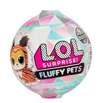 Boneca LOL Surprise Fluffy Pets Série Winter Disco - Candide -