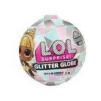 Boneca lol surprise glitter globe winter disco surpresas fashion - Candide