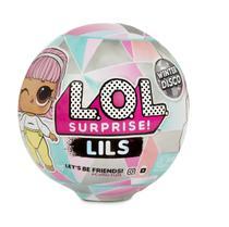 Boneca LoL Surprise Lils Winter Disco Lil Sisters & Lil Pets - Candide