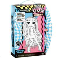 Boneca LOL Surprise! O.M.G Lights 15 Surpresas - Candide -