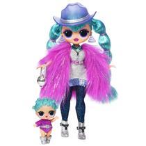 Boneca Lol Surprise O.M.G  Winter Disco Series Cosmic Nova - Edição Especial - Hasbro