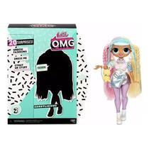 Boneca Lol Surprise OMG 20 Surpresas Candylicious Série 2 - Candide 8943 -